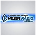 Logo da emissora Rádio Nossa Rádio 1570 AM
