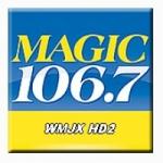 Logo da emissora Radio WMJX HD2 Magic 106.7 FM