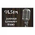 Logo da emissora Radio WSDH 91.5 FM
