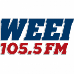 Logo da emissora Radio WWEI 105.5 FM