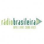 Logo da emissora Rádio Brasileira