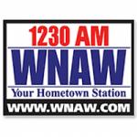 Logo da emissora Radio WNAW 1230 AM