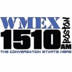 Logo da emissora Radio WMEX 1510 AM