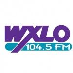 Logo da emissora Radio WXLO 104.5 FM
