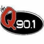 Logo da emissora Radio WYQQ The Q 90.1 FM