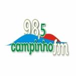 Logo da emissora Rádio Campinho 98.5 FM