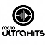 Logo da emissora Rádio Ultra Hits