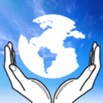 Logo da emissora R�dio Para�so de Deus