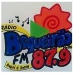 Logo da emissora Rádio Boqueirão 87.9 FM