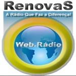 Logo da emissora Rádio Renovas