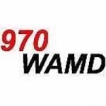 Logo da emissora Radio WAMD 970 AM