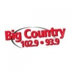 Logo da emissora WMKC 102.9 FM Big Country Hits