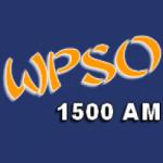 Logo da emissora Radio WPSO 1500 AM