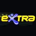 Logo da emissora Rádio Extra Muriaé