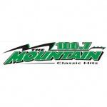Logo da emissora WHTO 106.7 FM The Mountain