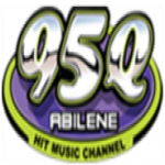 Logo da emissora KORQ 95.1 FM