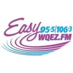 Logo da emissora WQEZ 95.5 FM Easy