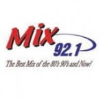 Logo da emissora WIDL 92.1 FM Mix