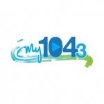 Logo da emissora WCZY 104.3 FM My