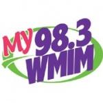 Logo da emissora WMIM 98.3 FM My