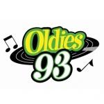 Logo da emissora WNBY 93.9 FM Oldies