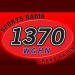 Logo da emissora WGHN 1370 AM