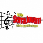 Logo da emissora Rádio Serra Jovem
