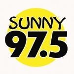 Logo da emissora WWSN 97.5 FM The New Sunny