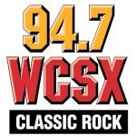 Logo da emissora WCSX 94.7 FM HD2 Detroit's Oldies