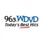 Logo da emissora WDVD 96.3 FM