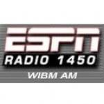 Logo da emissora WIBM 1450 AM ESPN