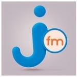 Logo da emissora Rádio Jota FM 103.7