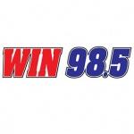Logo da emissora WNWN 98.5 FM
