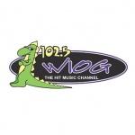Logo da emissora WIOG 102.5 FM