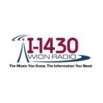 Logo da emissora WION 1430 AM