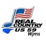 Logo da emissora WJMS 590 AM US