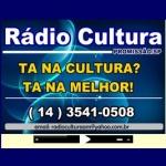 Logo da emissora Radio Cultura AM 1390