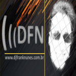 Logo da emissora Dj Frank Nunes