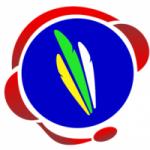 Logo da emissora Rádio Indiabrazil