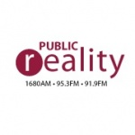 Logo da emissora WPRR 1680 AM Reality Radio