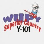 Logo da emissora WUPY 101.1 FM