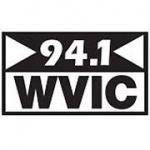 Logo da emissora WVIC 94.1 FM