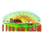 Logo da emissora KASM 1150 AM