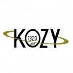 Logo da emissora KOZY 1320 AM