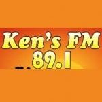 Logo da emissora KNNZ 89.1 FM Ken's
