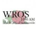 Logo da emissora Radio WROS 1050 AM