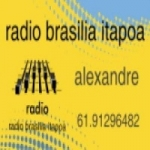 Logo da emissora R�dio Bras�lia Itapo�