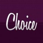 Logo da emissora Rádio Choice