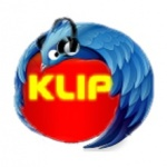 Logo da emissora Radio Klip