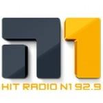 Logo da emissora Hit Radio N1 92.9 FM